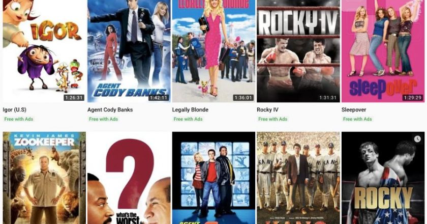 How To Get Free Movies Online
