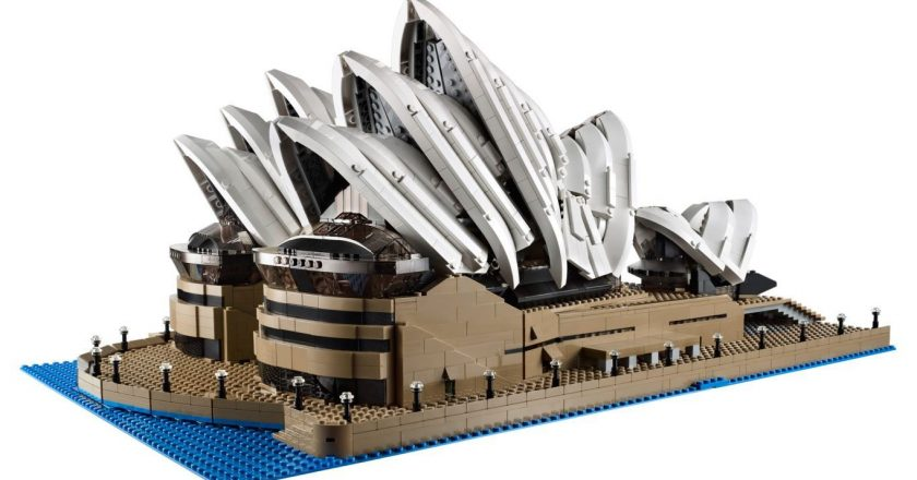 LEGO Architecture Kits For Kids