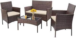 Patio Furniture Sets Make Small Changes to Your Deck Or Patio